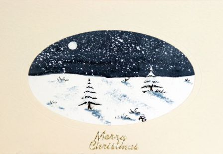 Handmade Christmas cards, Hand painted Christmas cards,Christmas cards,Hand painted Christmas cards,Christmas greetings cards,handmade, Christmas,greetings,cards,hand made christmas cards,Christmas trees in snow
