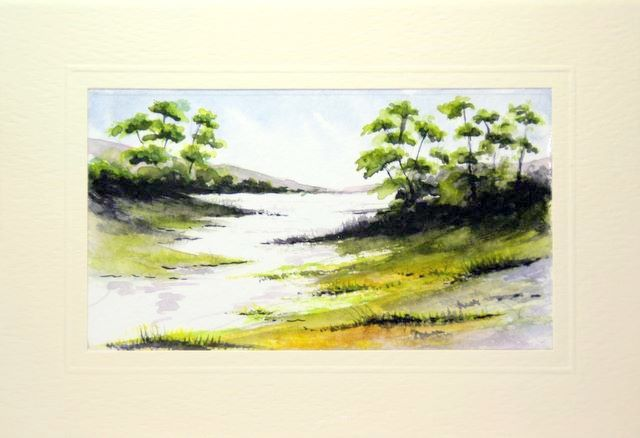 Arts and crafts handmade greetings cards hand crafted greeting cards summer landscape greetings cardshandmade cardshandmade greetings cardshandmade greeting cards m4hsunfo