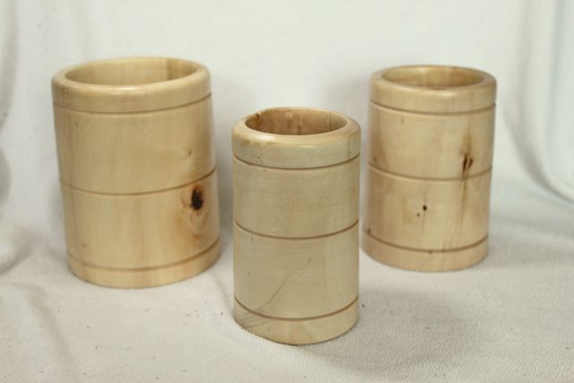 Zebrano Ring Box