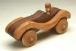 Artsand Crafts - Hand crafted wooden racing car made from hardwood, wood, woodwork, woodworking, workshop, workshops, creative, creativity, trees