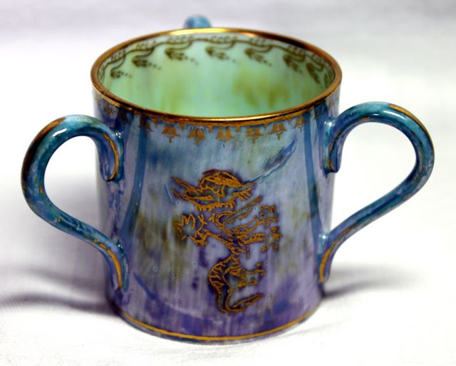 Arts and Crafts - Wedgwood Lustre Tyg by Daisy Makeig-Jones