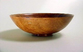 Madrone Burl Bowl