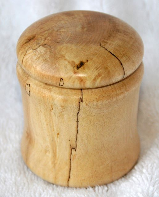 Arts and Crafts - Spalted Sycamore woodturned Ring Box, woodturning, turning, turnings, turnery, turner, turners, woodturner, woodturners, lathe, lathes, wood, woodwork, woodworking, workshop, workshops, creative, creativity, trees