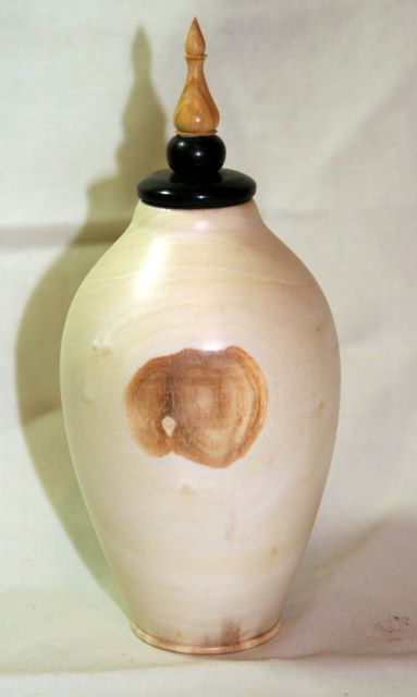 woodturned Hollow Form